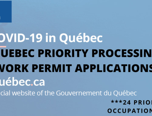 Quebec Prioritizing Work Permit Processing in 24 Occupations
