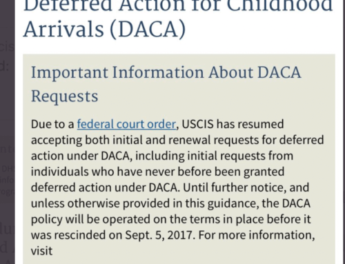 USCIS Begins Accepting New DACA Applications