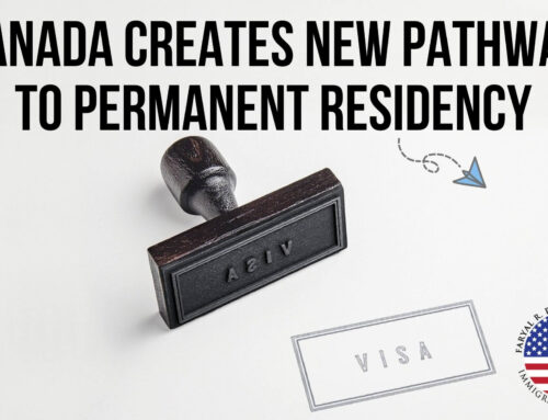 Canada Creates New Pathway to Permanent Residency