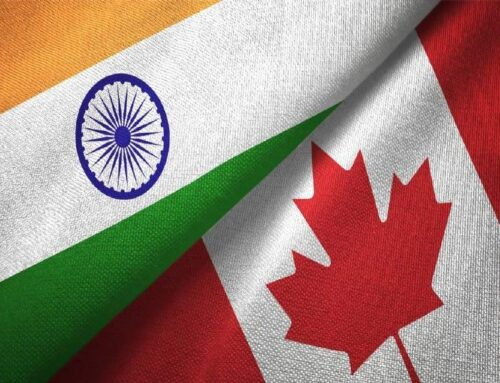 Canada Suspends Flights from India