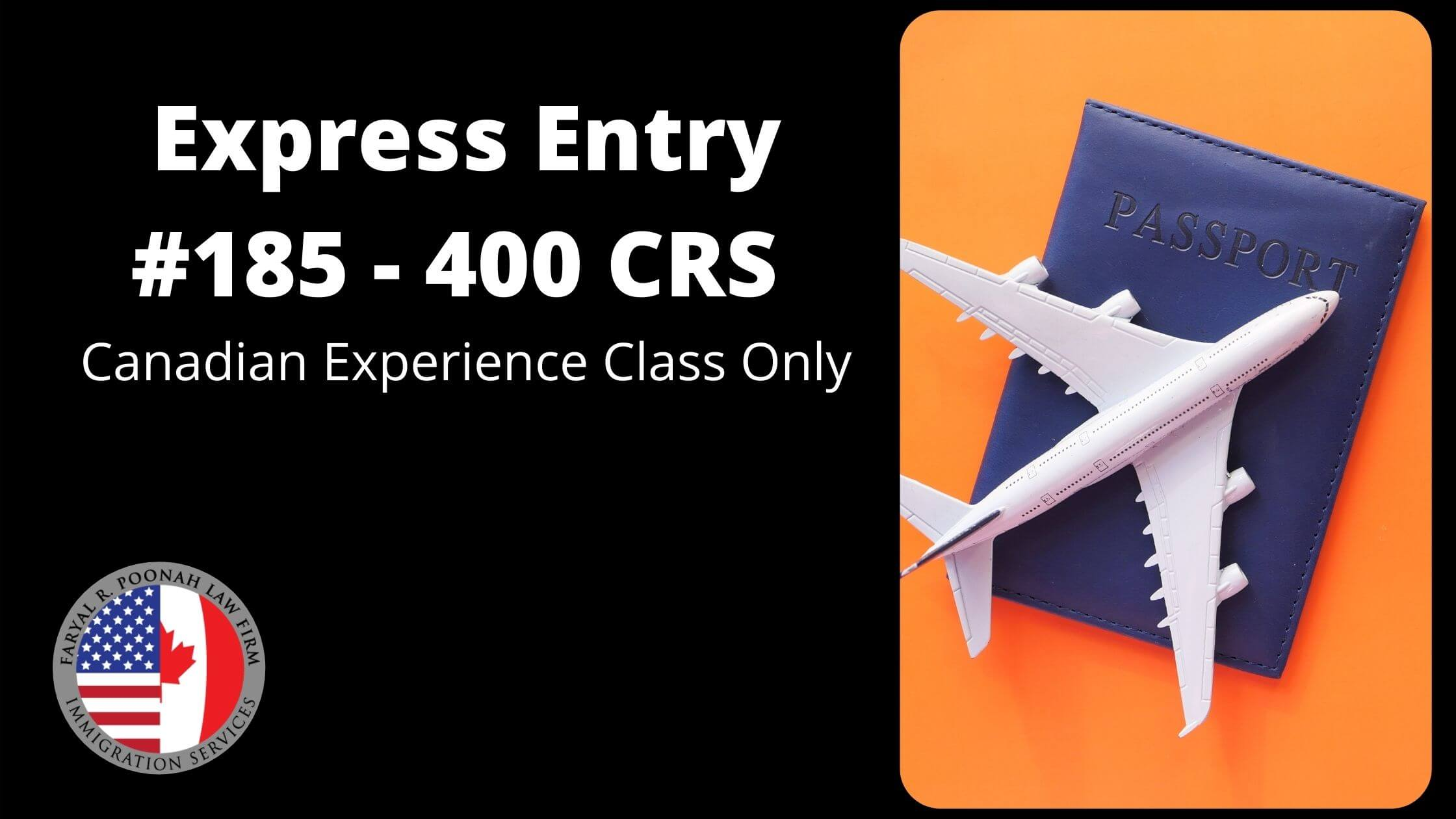 Express Entry 185